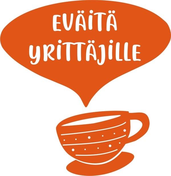 Eväitä yrittäjille -aamukahvit järjestetään verkossa perjantaina 12.3. klo 8.00-9.00 Teamsin välityksellä.