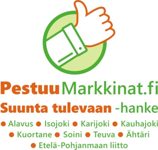 Pestuumarkkinat.fi -palvelun toimialue laajenee Kuusiokunnista Suupohjaan